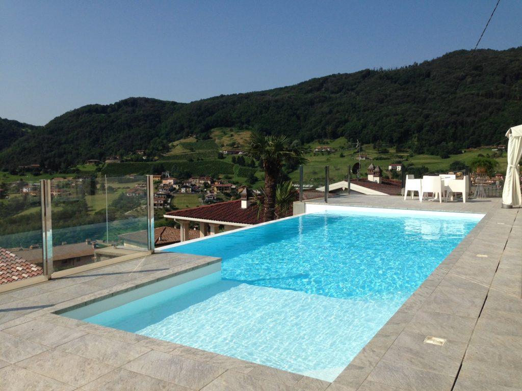 piscina interrata edilfare