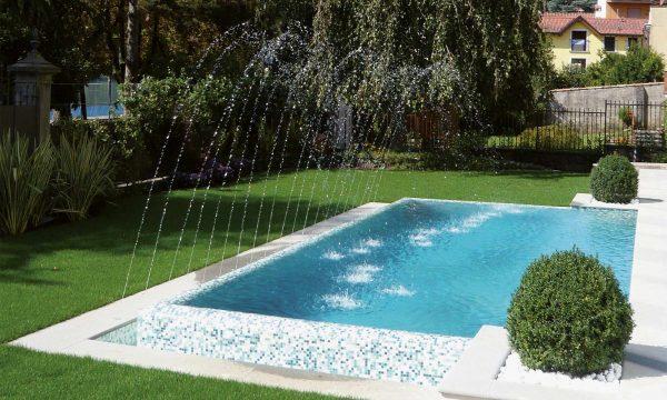 realizzazione fontana edilfare piscine