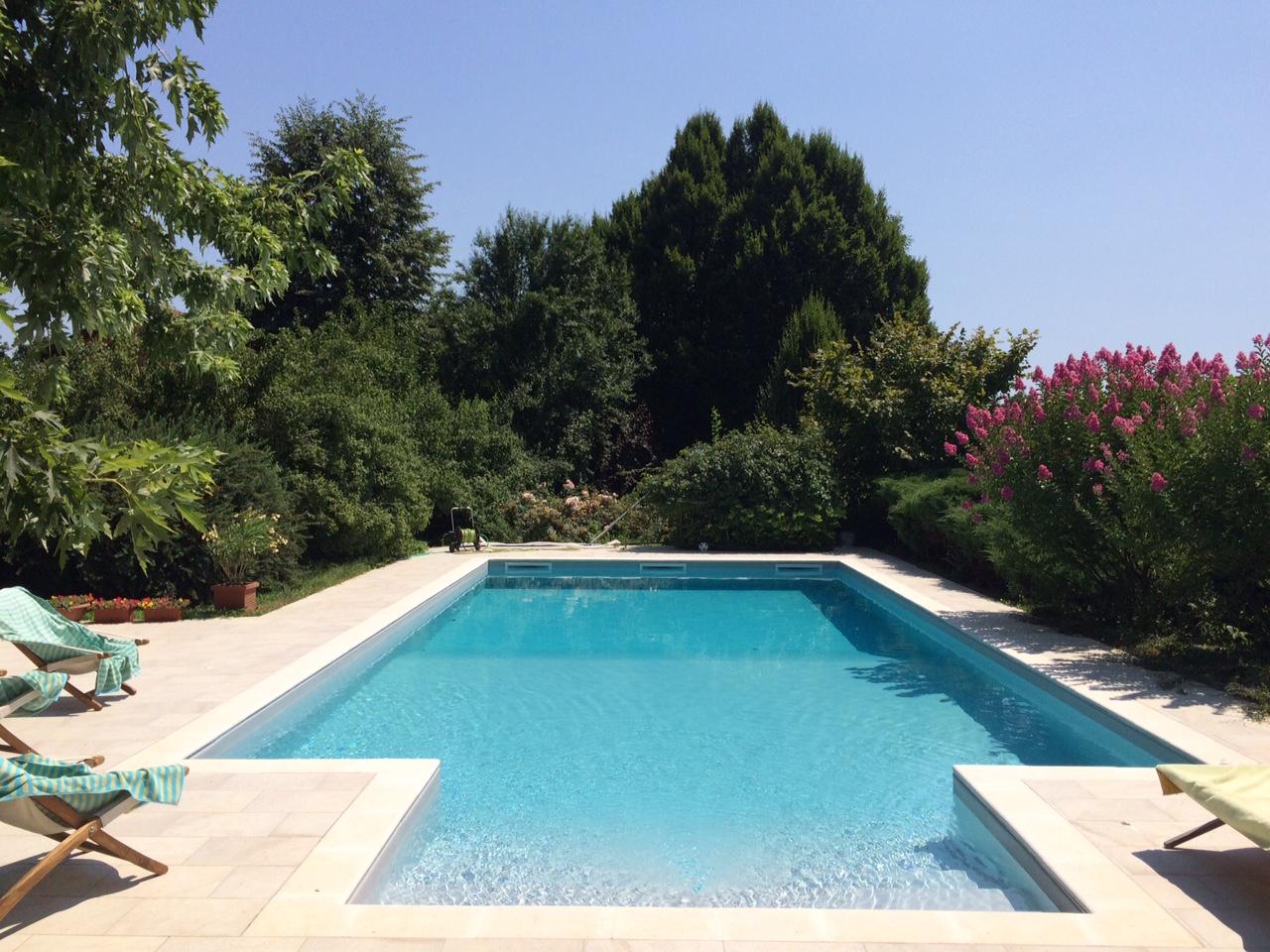 ristrutturazione piscina fase finale