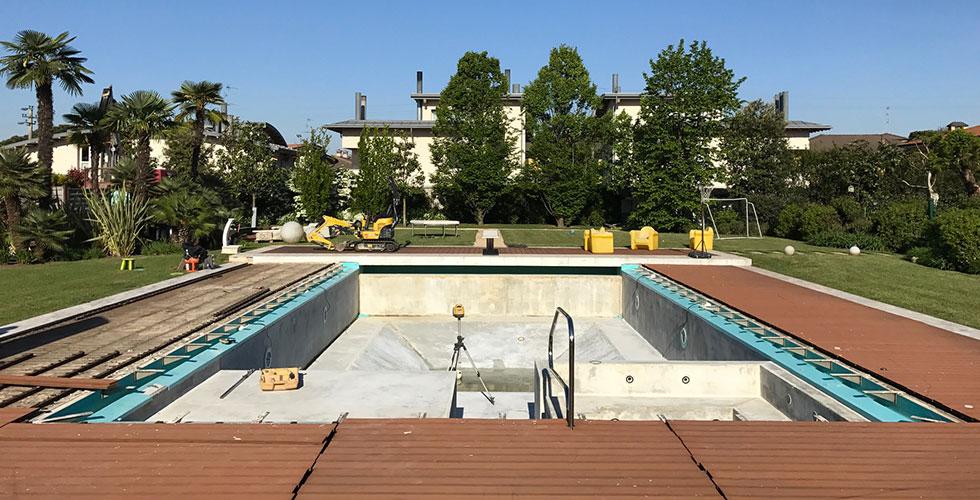 Quanto costa costruire una piscina interrata | Edilfare ...