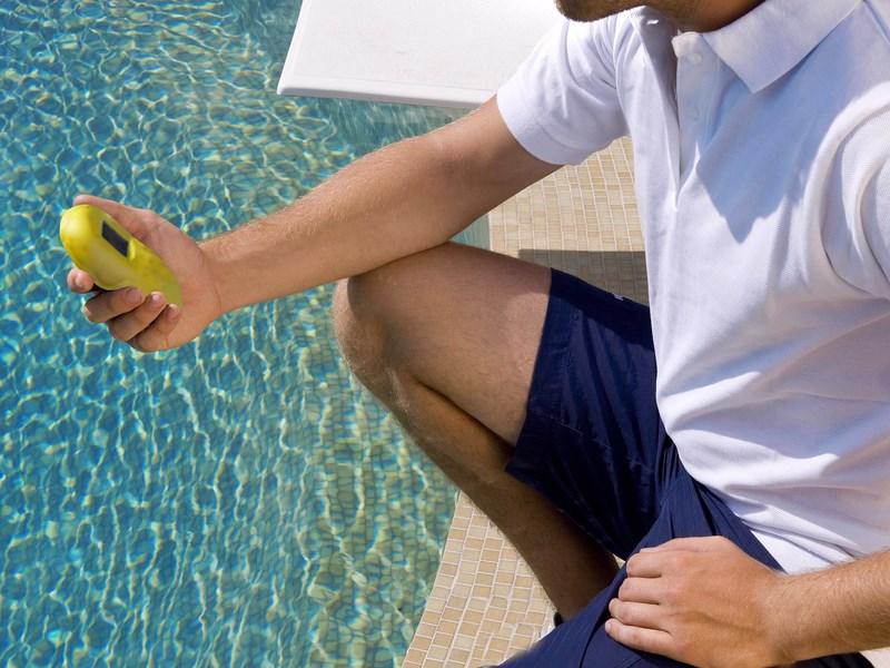 tester elettrici per controllo valori piscina