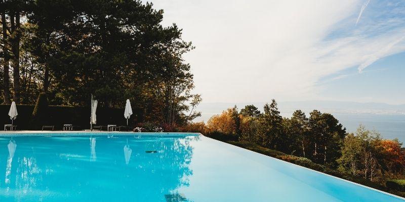 sfruttare piscina a settembre